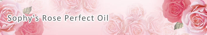 Sophy's Rose Perfect Oil